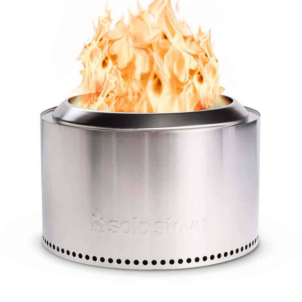 Solo Stove Yukon Firepit Review