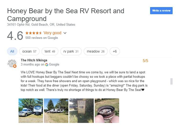 Luxury Campsites In Oregon