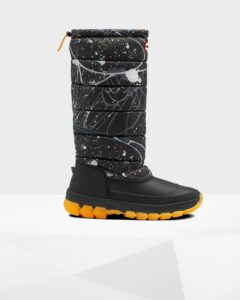 hunter snow boots for women