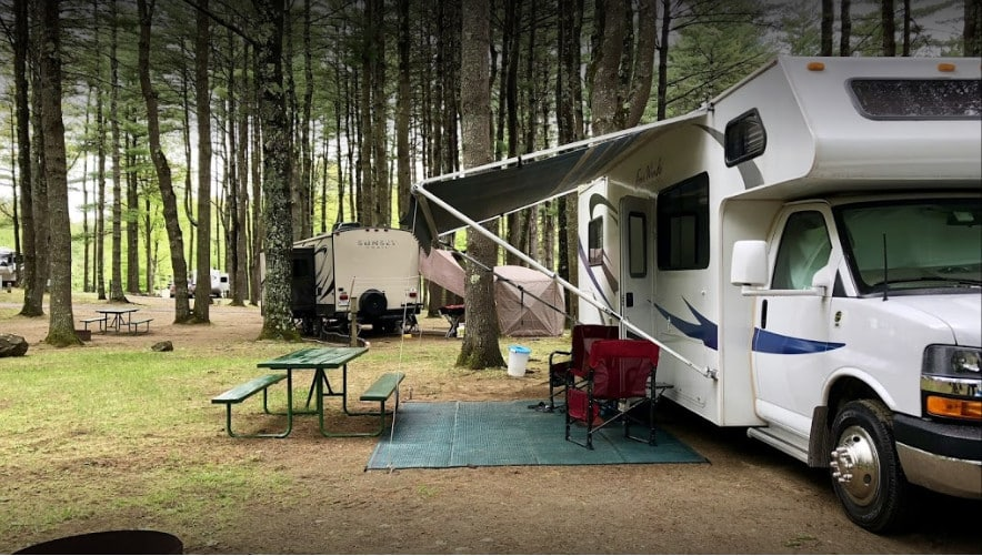 Luxury RV Campsites In New York