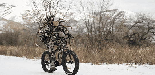 BAKCOU Mule Elite Electric Hunting Bike Review | With Full Hunters Package