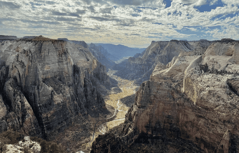 Best Hiking Tails In Zion National Park