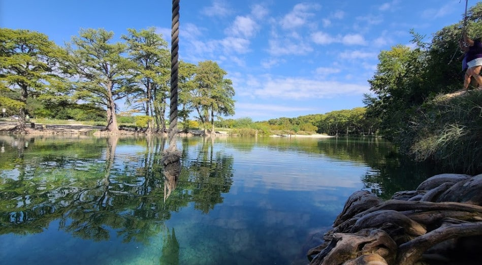 Luxury RV Campsites in Texas