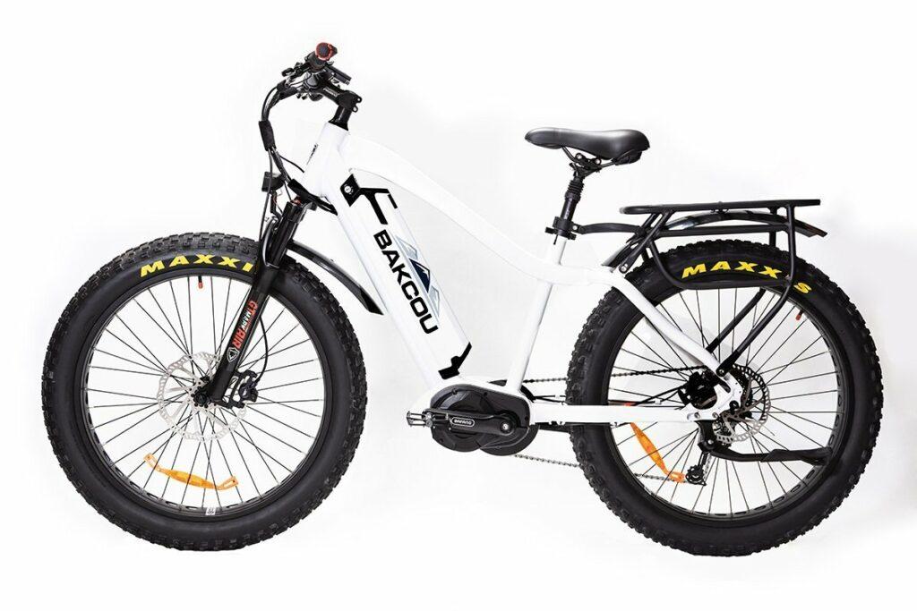 BAKCOU Mule Elite Electric Hunting Bike Review 4