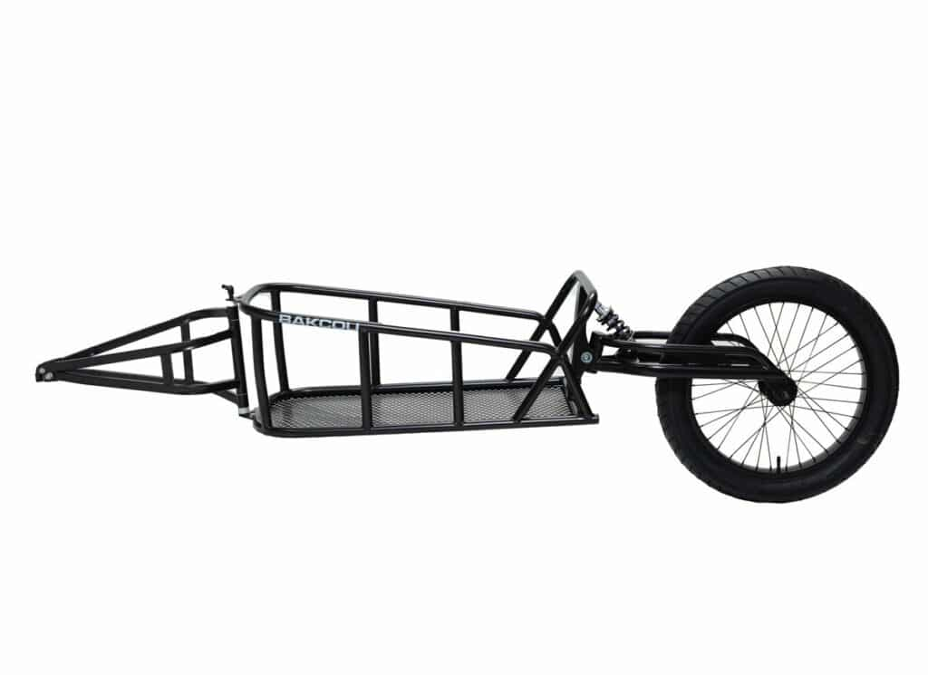BAKCOU Mule Elite Electric Hunting Bike Review 9