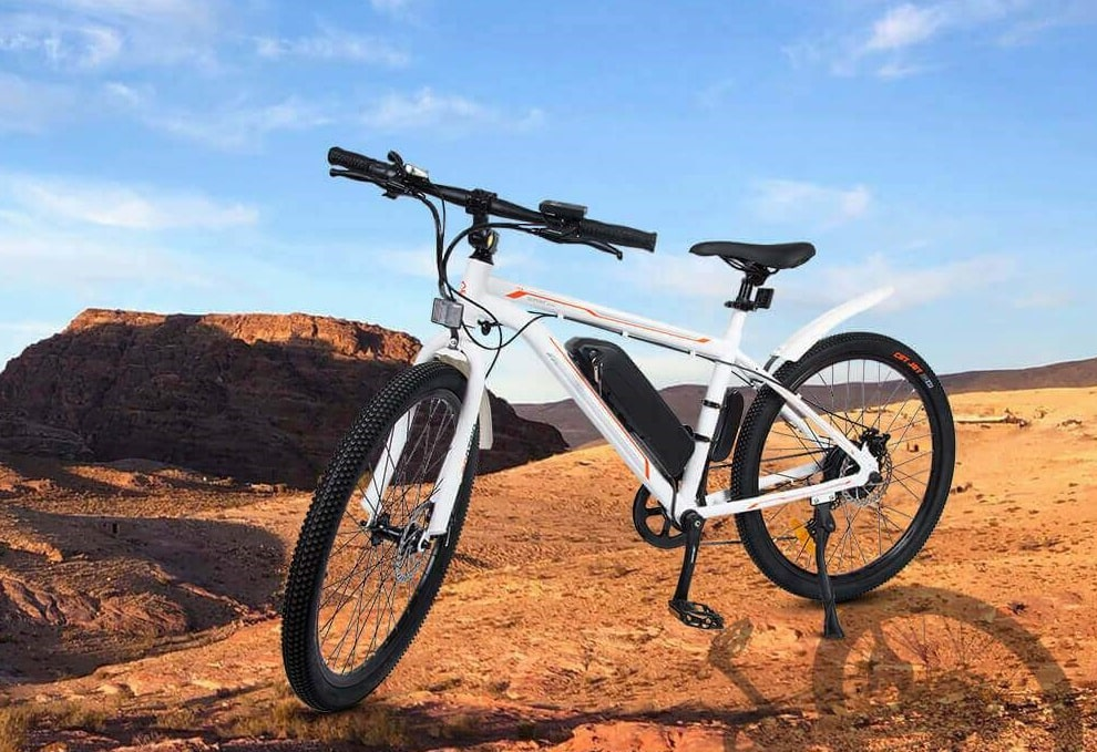 Ecotric Vortex Fat Tire Electric Mountain Bike Review