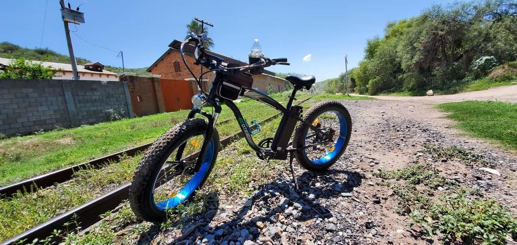 Ecotric Hammer Fat Tire Electric Mountain Bike Review