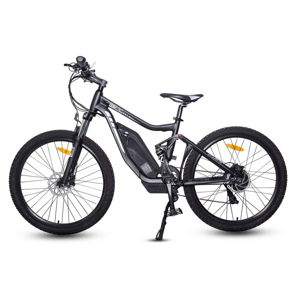 Ecotric Tornado Fat Tire Electric Mountain Bike Review