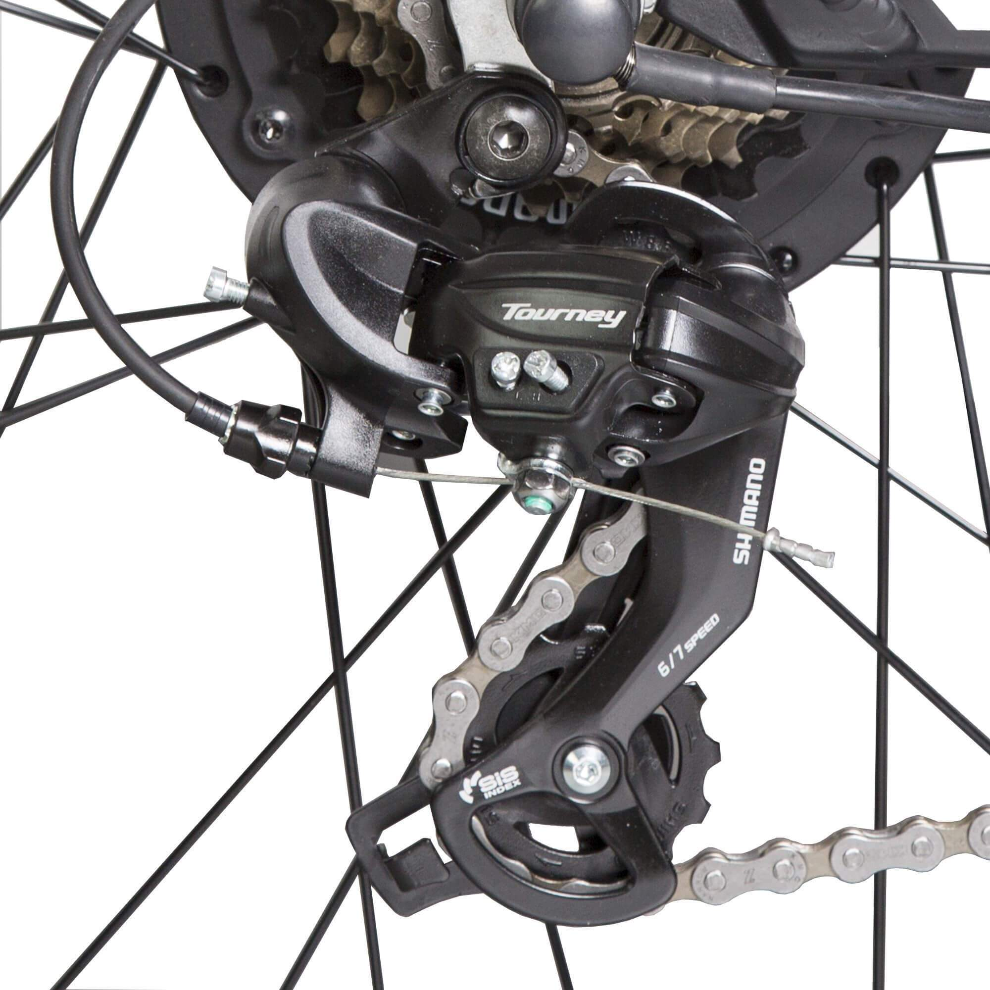Ecotric Tornado Fat Tire Electric Mountain Bike Review