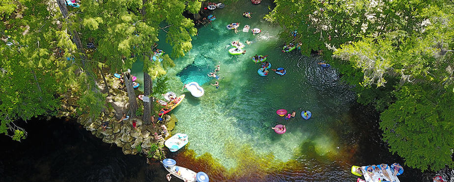 Ginnie Springs Florida Camping Site Review